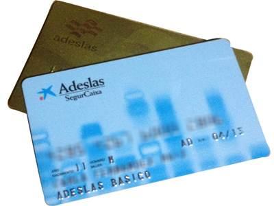 Tarjeta m dica europea y tarjetas m dicas privadas - Adeslas caceres oficina ...